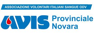 Logo AVIS provinciale Novara OdV